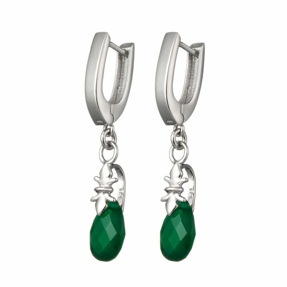 Montreal Jewelry Photography -Gemstone earring