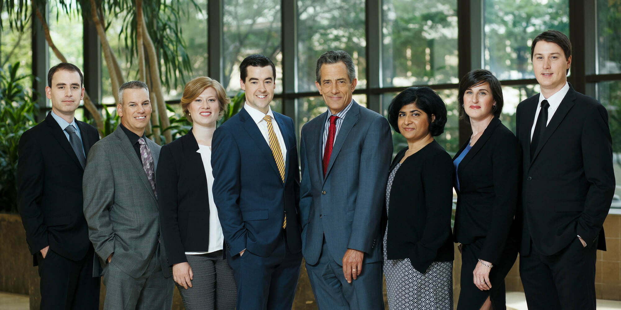 Montreal Corporate Group Portrait