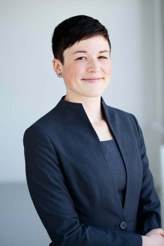 Business portrait of Karine