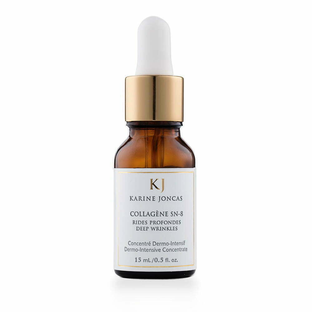 Montreal Product Photography -Karine Joncas Concentrate serum bottle