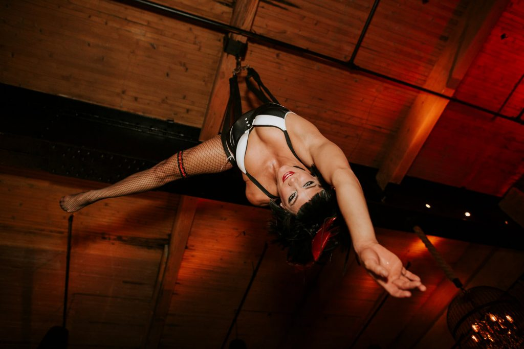 Montreal nightlife burlesque