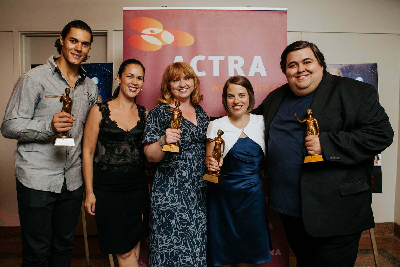 Actra award winners