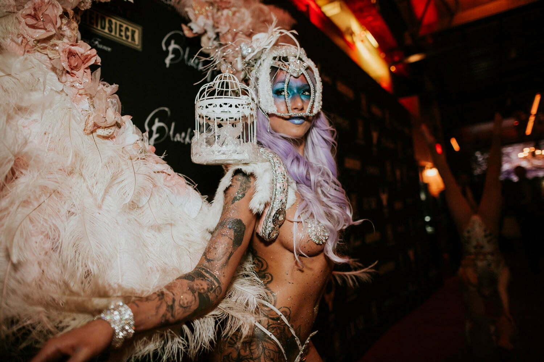 Montreal nightlife burlesque