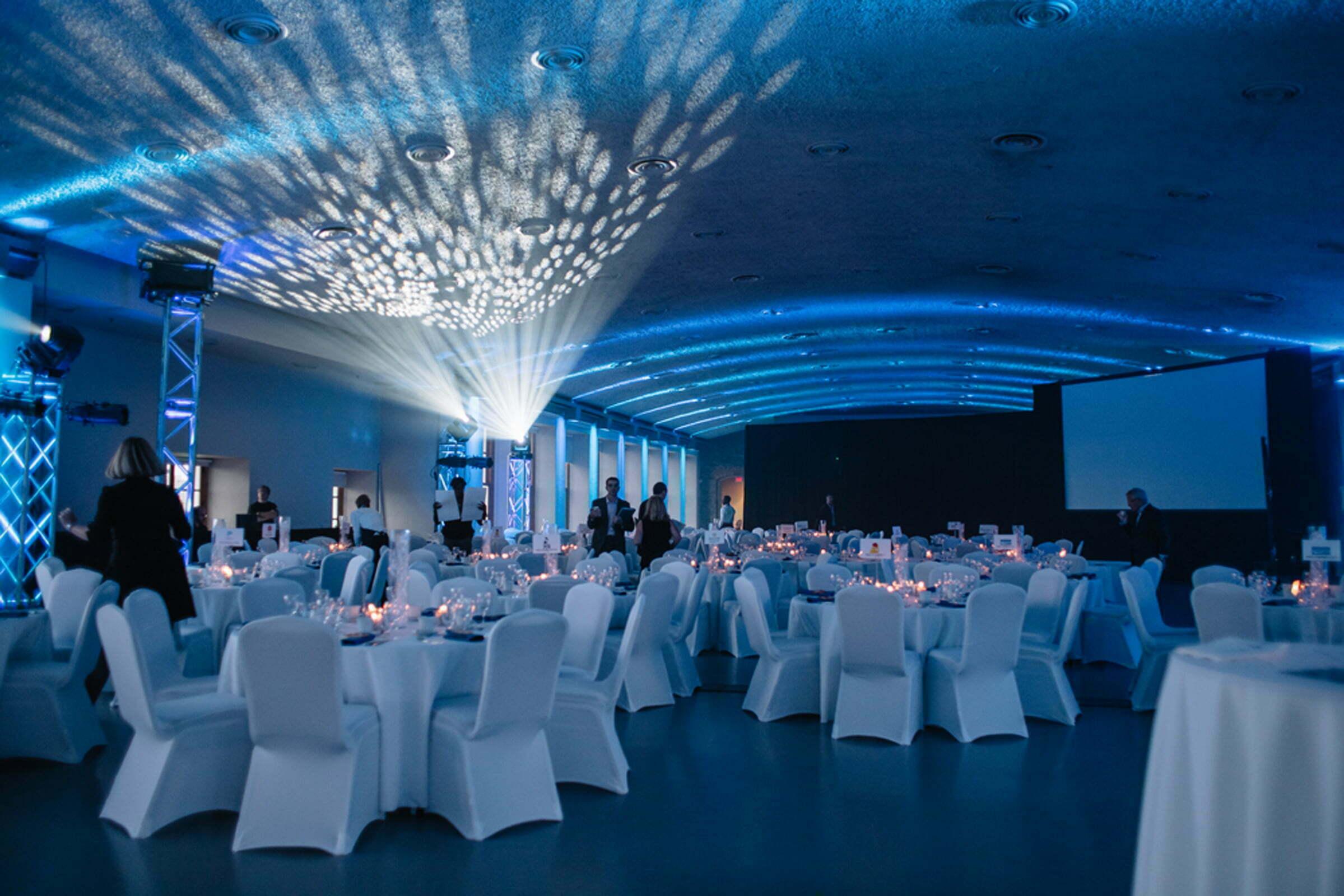Gala venue