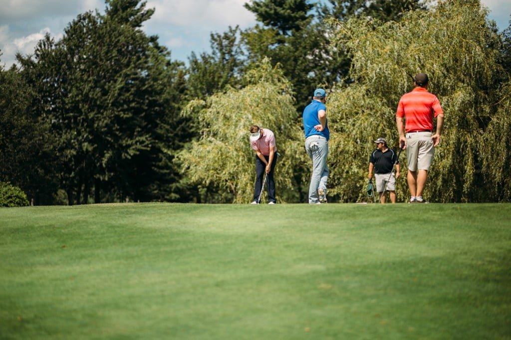 Audi Prestige golf tournament