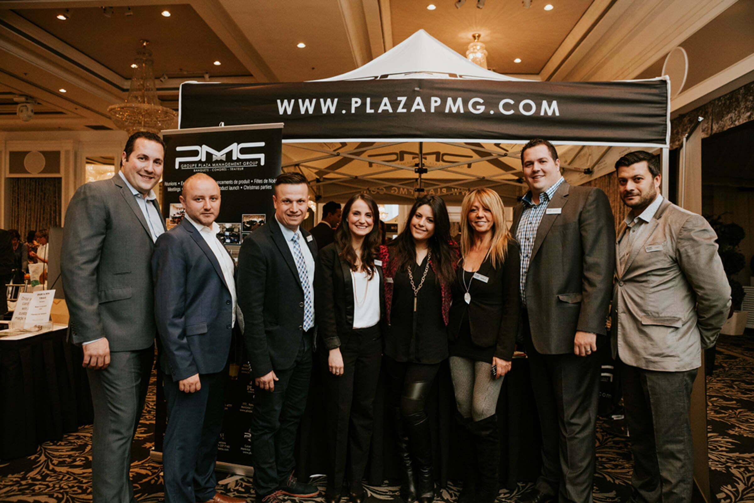 PMG staff group photo