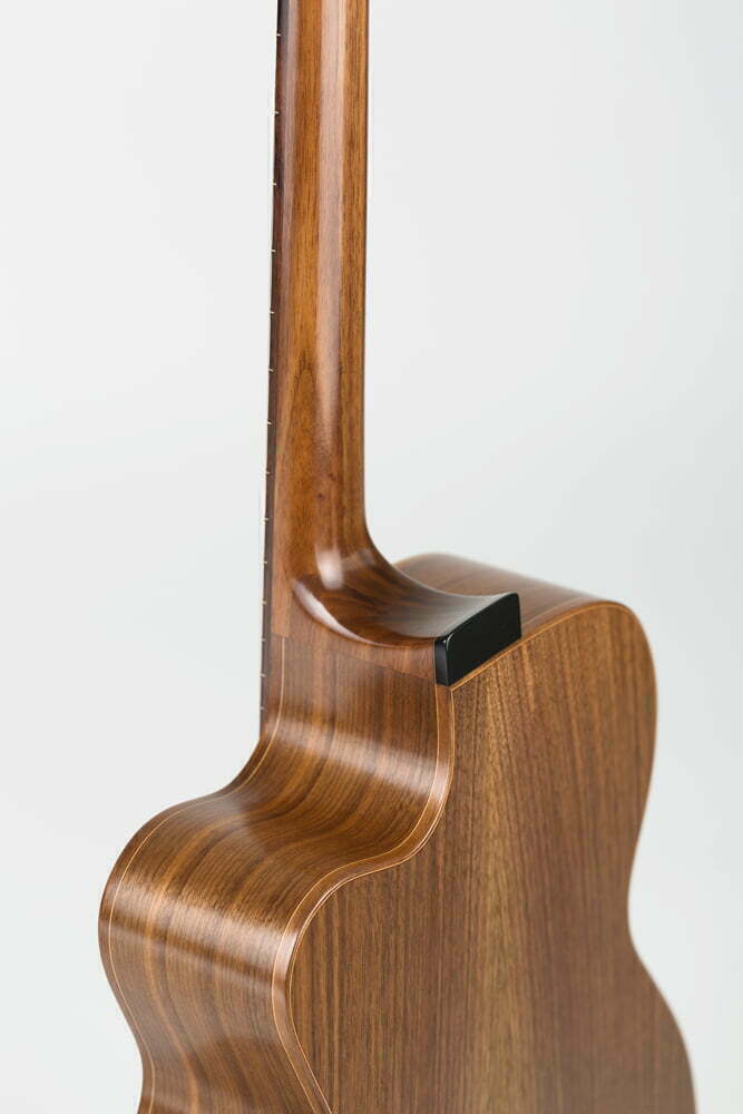 details of Guitar made by Theo Kazourian Luthier