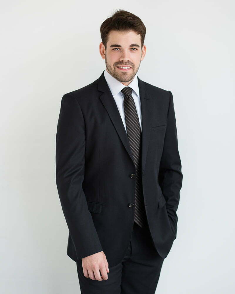 Montreal corporate headshot photography