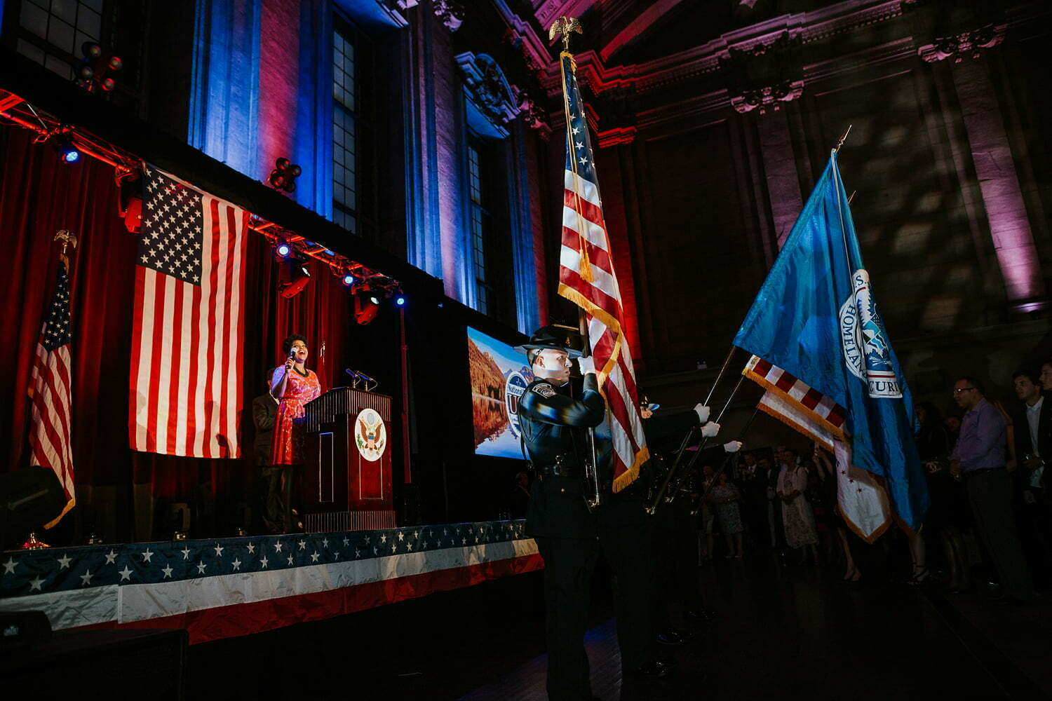 Montreal US consulate Independence Day Event