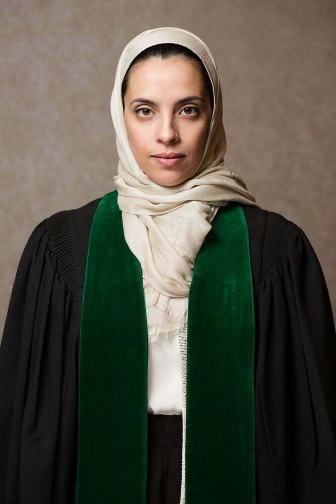 Montreal Graduation Portrait