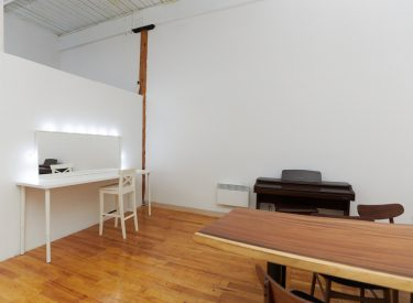 Nadia Zheng Photography Studio Space