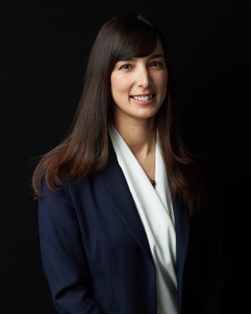 Ottawa-corporate-headshot-female-navy-blazer-long-hair-white-blouse-business-portrait-by-nadia-zheng