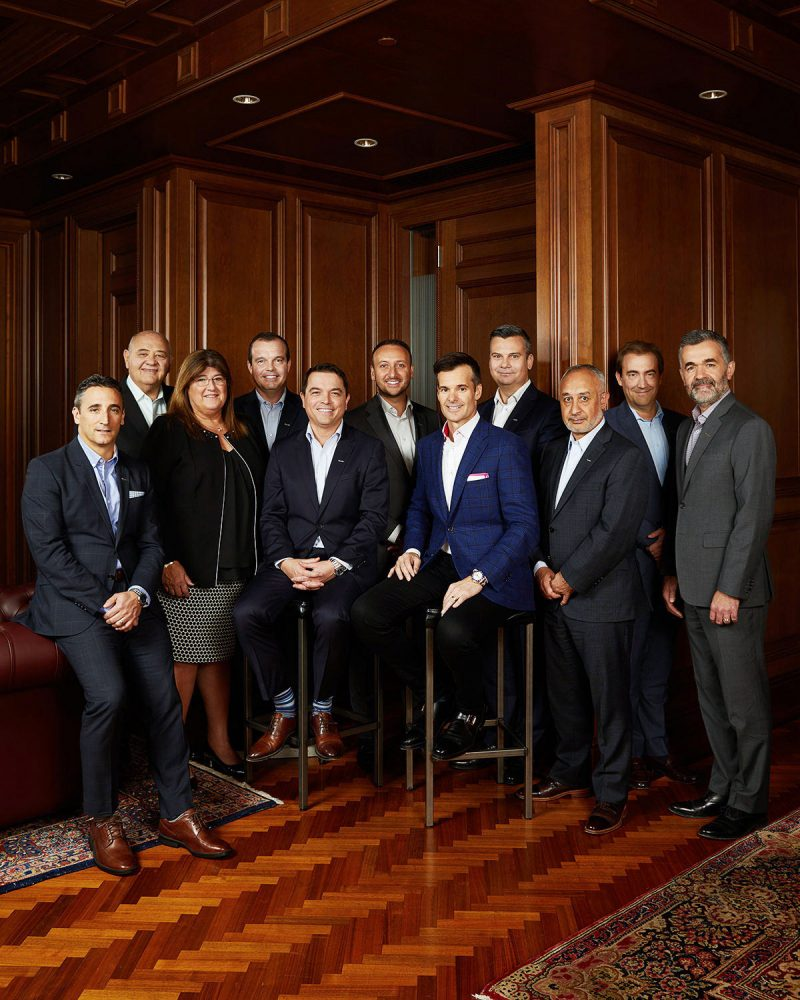 Executives Group Photo