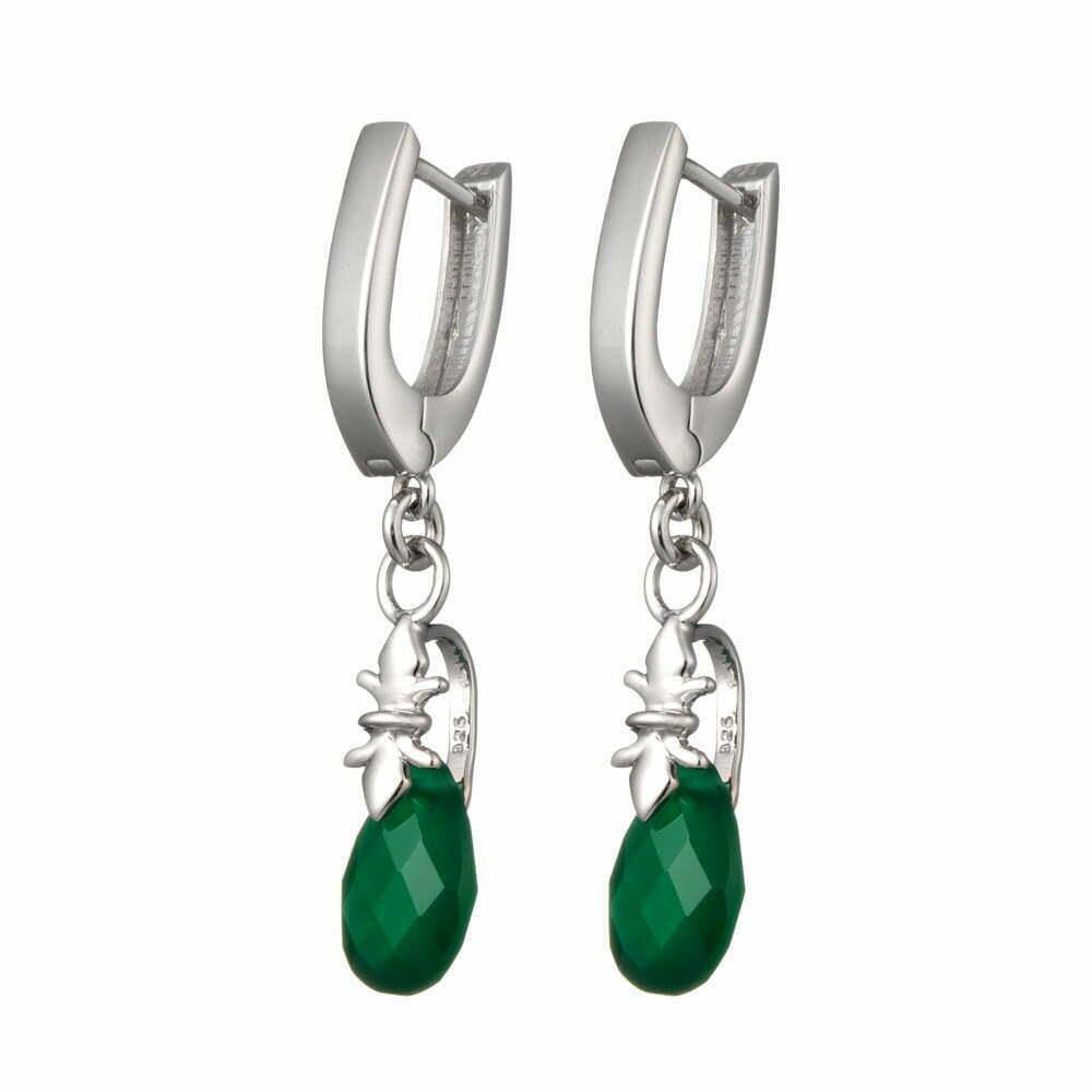 Montreal Jewelry Photography -Gemstone earring