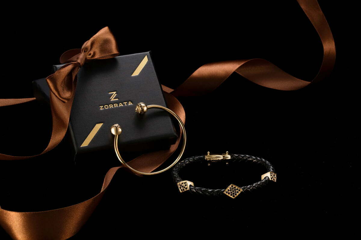 Jewelry Photography Holiday Campaign