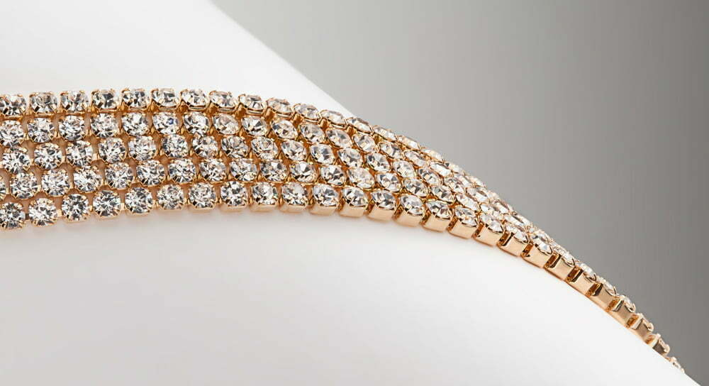 Montreal Jewelry Photography -diamond bracelet