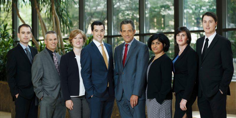Montreal Corporate Group Portrait